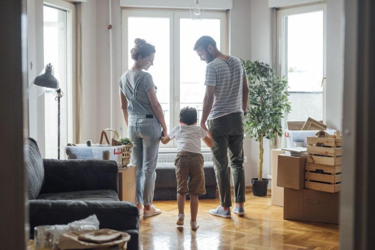 Location immobilière pour famille en difficulté